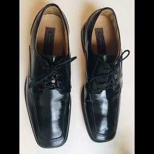 Florsheim Men's Black Leather Shoes